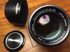 FUJI Photo Co. Fujica EBC Fujinon T 135mm f3.5 M42 Lens w/ Case