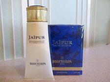 Jaipur Boucheron Women 3.4 oz 100 ml Eau De Toilette Perfume NIB Sealed + Lotion