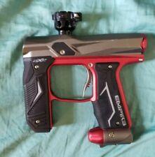 Stock Empire Axe 2.0 Paintball Marker Gun Red/Gray