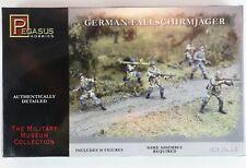 Pegasus Hobbies 3204 GERMAN FALLSCHIRMJAGER Sc 1/32 Military Museum Collection