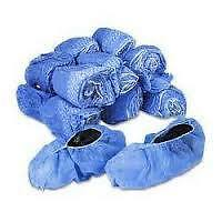 DIsposable shoes cover non-woven (pack of 25 pairs)