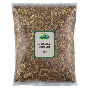 Liquorice Root Cut 1kg - Free UK Delivery