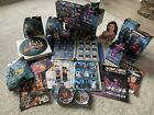Ultimate Star Trek Action Figures, Cards, Plates, Collectibles Etc Free Ship OBO