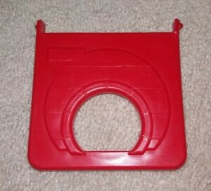 Today's Kids Replacement Red Igloo Flap Toy for Play Yard