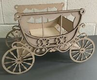 Y171 XXL Baby Pram CHRISTENING MDF SWEET CANDY CART Wedding Display Carousel GIF