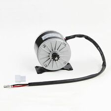 350W 36V scooter brush electric motor 1016 kit 25H 11 teeth USA stock