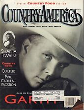 Country America March 1996 Garth Brookes, Shania Twain w/ML 030717nonDBE2