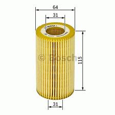 Ölfilter - Bosch 1 457 429 263