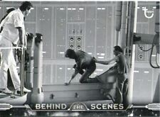 Star Wars ESB Black & White Behind The Scenes Chase Card BTS-7 The Gantry Climax