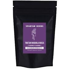 Tibetan Rhodiola Rosea 500mg - 60 V capsules,3% Rosavins and 1% Salidrosides