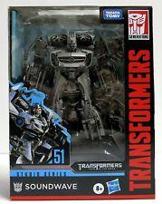 Transformers Studio Series Deluxe Dark of the Moon Soundwave Action Figure