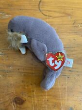 """Ty Beanie Baby """"Jolly� The Walrus 1996 Original With Tag"""