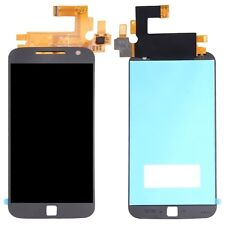 GLS: DISPLAY LCD+TOUCH SCREEN PER MOTOROLA MOTO G4 PLUS NERO VETRO XT1640 XT1642