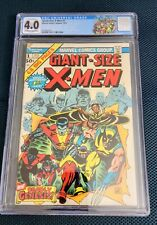 Giant-Size X-Men #1 CGC 4.0 1975 1st Colossus Storm Nightcrawler 2nd Wolverine