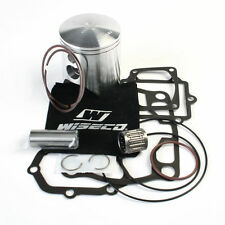 Top End Rebuild Kit-Wiseco Piston/Bearing + Quality Gaskets Kawasaki KX250 93-01