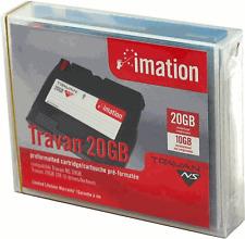 Imation Travan 20GB (10GB/20GB) NS20 Data Tape Cartridge 12115