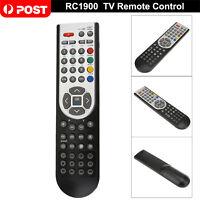 RC1900 Remote Control for OKI 32 TV HITACHI TV  ALBA LUXOR BASIC VESTEL  hv2n