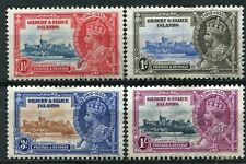1935 Silver Jubile Gilbert & Ellice Islands used set