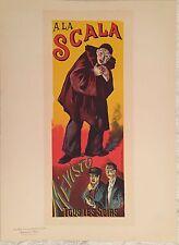 "LUCE ""MEVISTO A LA SCALA"" 1898"
