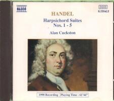 Handel(CD Album)Handel: Harpsichord Suites-New
