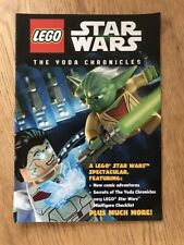 Lego Star Wars The Yoda Chronicles SDCC 2013 Exclusive Comic Book - Brand new