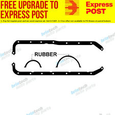 08/1970-1976 For Ford Escort 1300 Oil Pan Sump Gasket H