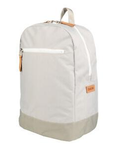 RRP €125 TAIKAN Backpack Large Logo Detail Padded Back & Strap Zip Closure