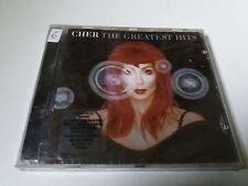 "CHER ""THE GREATEST HITS"" CD PRECINTADO SEALED 19 TRACK"