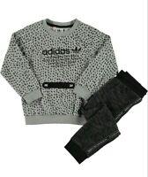 Infant Boys Girls Adidas NMD Tracksuit Sweatshirt Age UK 18M - 4Years