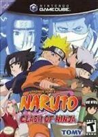 Naruto Clash Of Ninja - Authentic Nintendo GameCube Game