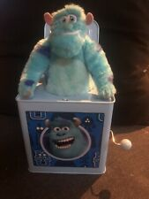 Monsters Inc Jack Sulley In The Box Musical Box