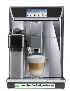 DeLonghi ECAM 656.75.MS PrimaDonna Elite Kaffeevollautomat edelstahl/silber NEU