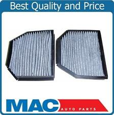 Under Hood Cowl 2 New Charcoal Cabin Air Filters for 07-12 SL550 04-11 SL600