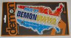 Demon - USA - Snowboard Zapateado ESTERILLA/Almohadilla - Varios Colores &