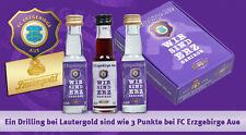 Lauterer Drilling FC Erzgebirge Aue  Wismut  Aue FCE Lautergold