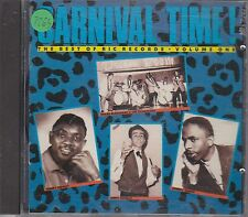 CARNIVAL TIME - the best of RIC records volume one CD