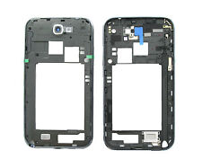 Genuine Samsung Galaxy Note 2 N7105 LTE Grey Chassis / Middle Cover - GH98-25345