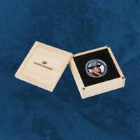Tuvalu - John Wayne - 1 $ 2020 PP / Polierte Platte - Silber