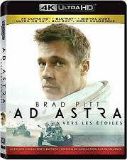 AD ASTRA 4K ULTRA HD BLU-RAY + SLIPCOVER - PRE-SALE SHIPS 12/18