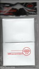 MTG Magic the Gathering Standard ULTRA PRO Card Sleeves 100 Ct SOLID WHITE