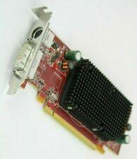 Dell ATI Radeon 0YP477 HD 2400 PRO 256MB DVI Pci-E x16 Low Profile  Card//