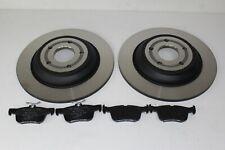 Original Bremsscheiben 302mm + Beläge hinten Ford Focus - Kuga 2210993 + 2454300