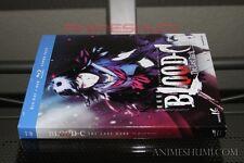 Blood-C Movie: The Last Dark Anime DVD+Blu-ray R1