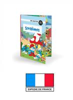 Les Schtroumpfs Album de collection 10€ Vagues 1 et 2 Monnaie de Paris