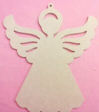 50x 4 mm MDF Angel Craft vuoto, la placca 100mmx90mm