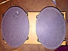 Mopar Chrysler Dodge Plymouth Deluxe Speakers 5x7 Radio Sound PAIR OEM 4222153