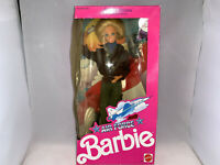 Vintage 1990 Mattel #3360 US Air Force Barbie Doll Brand New Sealed
