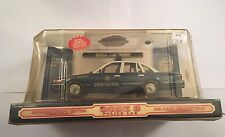 New Police Car Code 3 Die-Cast Collectible with Patch Georgia State Patrol #829