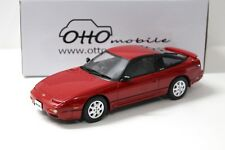 1:18 OTTO Nissan 180 SX red 1992 NEW bei PREMIUM-MODELCARS