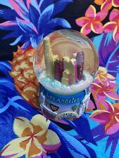 New listing Vintage Souvenir ~ La Hollywood Snowglobe! Slight Tilt* Rare Find!